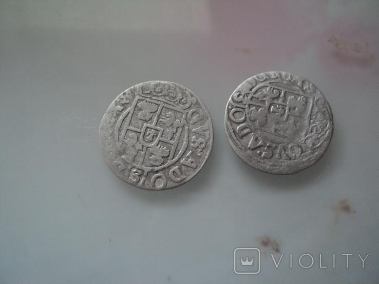 Драйпелькеры 1632 1633 г, фото №5