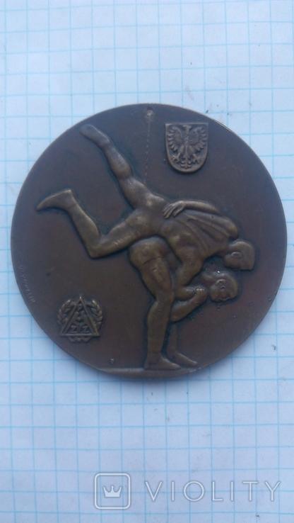 Спортивна медаль., фото №2