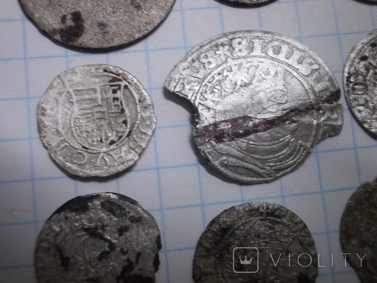Лот монет Польші, фото №4