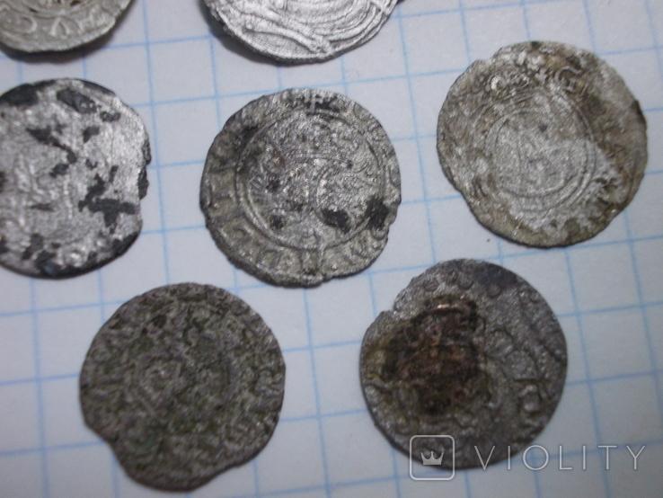 Лот монет Польші, фото №5