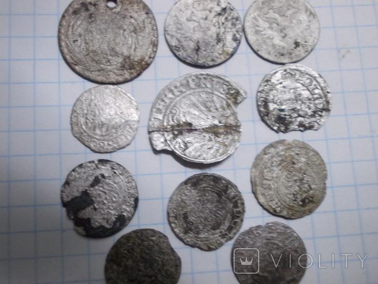 Лот монет Польші, фото №7