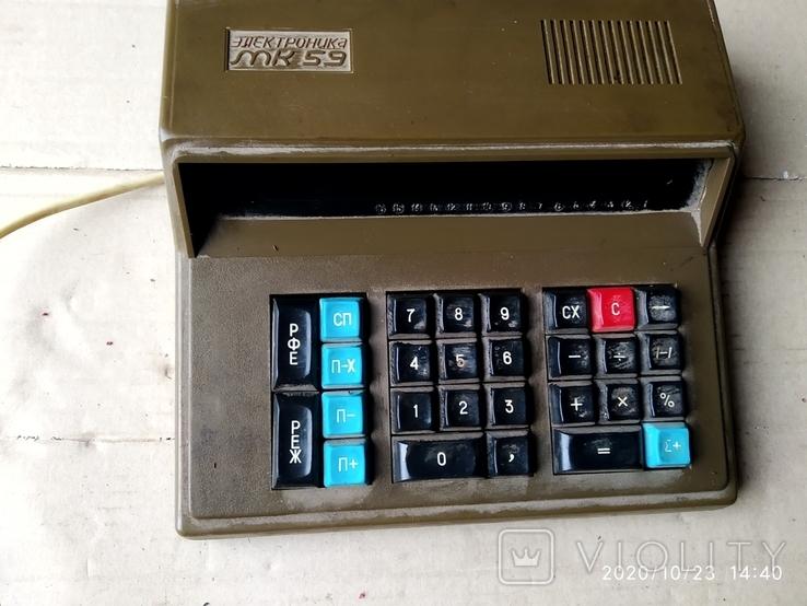Калькулятор МК-69, фото №2