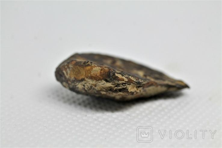 Залізна частина метеорита Seymchan, 10,7 грам, із сертифікатом автентичності, фото №9