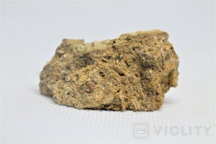 Імпактна брекчія Іллінецького кратеру, 10,4 г, з сертифікатом автентичності, фото №5