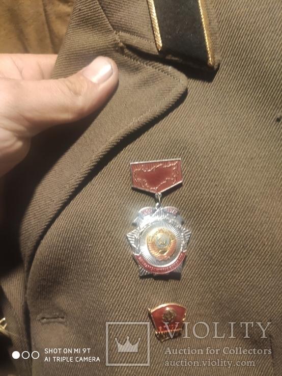 Военная форма СССР, фото №3