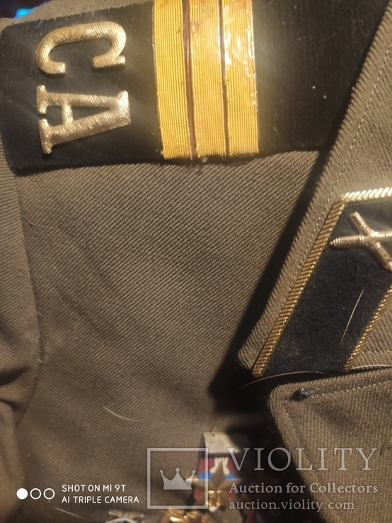 Военная форма СССР, фото №7