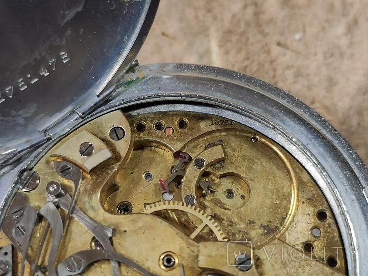 Хронограф АUG.ERICSSON 19 век., фото №10