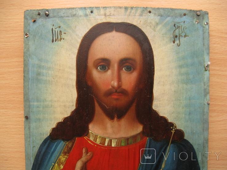 Икона. Иисус Христос Вседержитель, фото №3