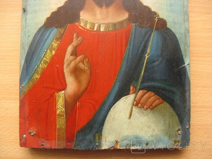 Икона. Иисус Христос Вседержитель, фото №4