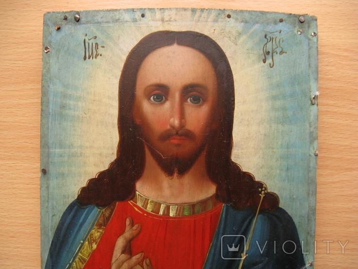 Икона. Иисус Христос Вседержитель, фото №5