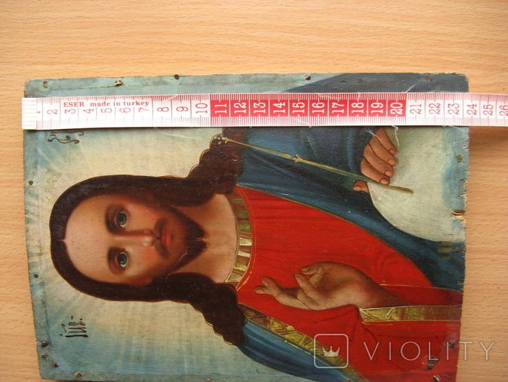 Икона. Иисус Христос Вседержитель, фото №9