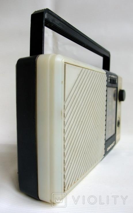 Радиоприемник Альпинист РП-221 драгсодержащие элементы платы., фото №6