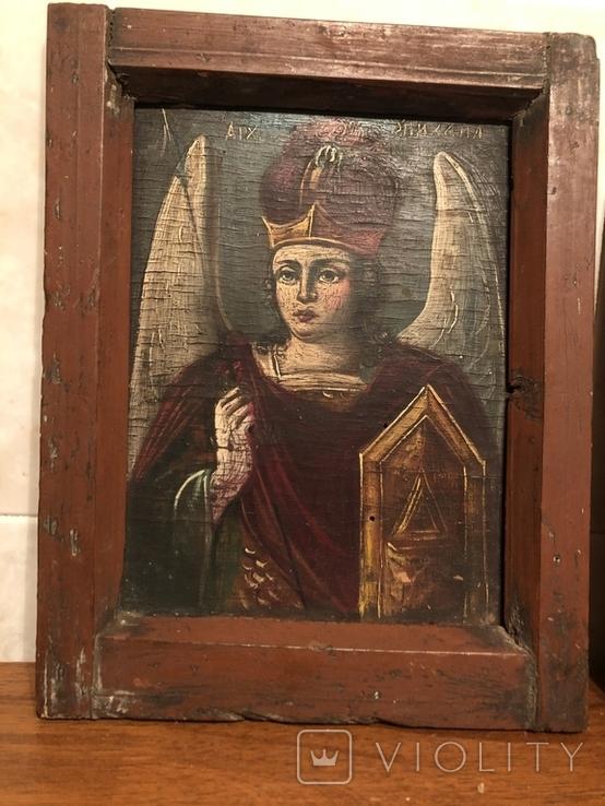 Святой Пантелеймон , Архангел Михаил, фото №4