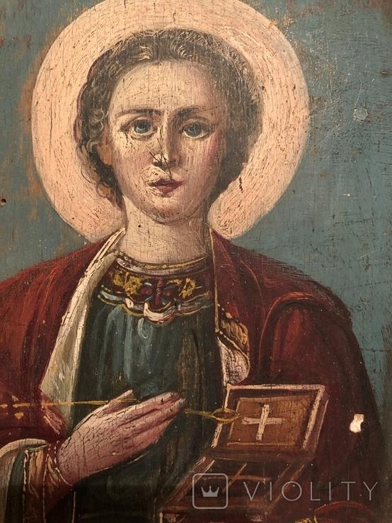 Святой Пантелеймон , Архангел Михаил, фото №6