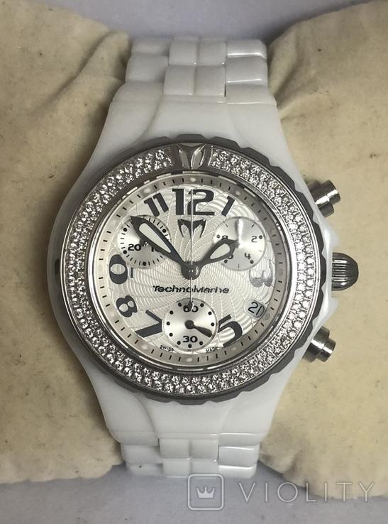 Часы Tehnomarine Quartz Chronograph