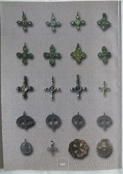 Каталог христианських нагрудних виробів мистецтва, фото №13
