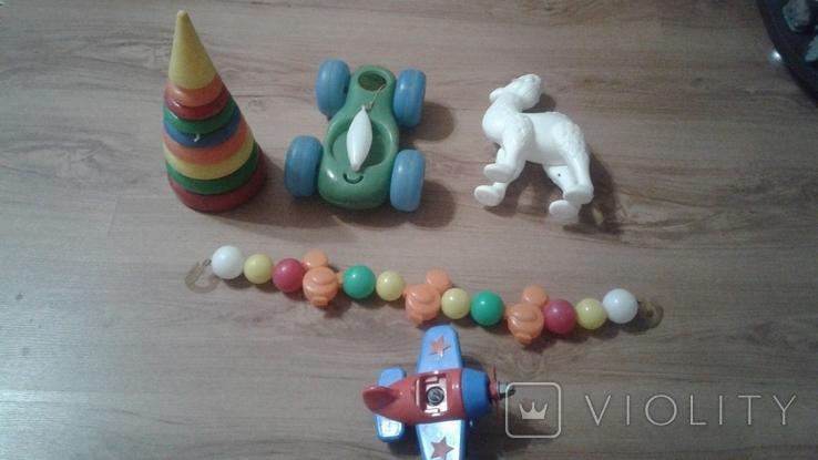 Игрушки из детства, фото №9