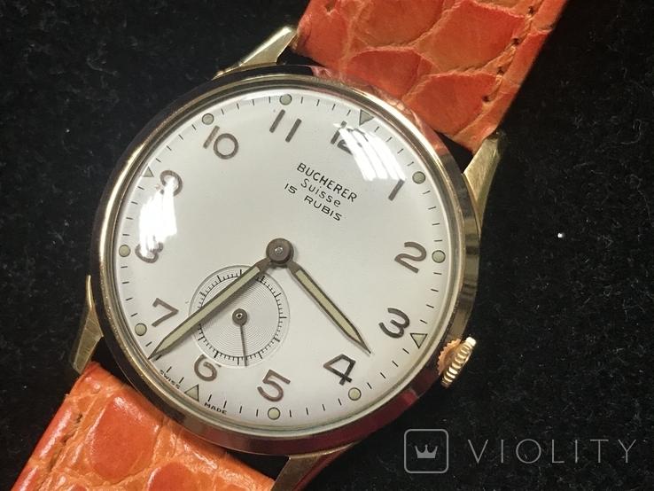 Часы Bucherer