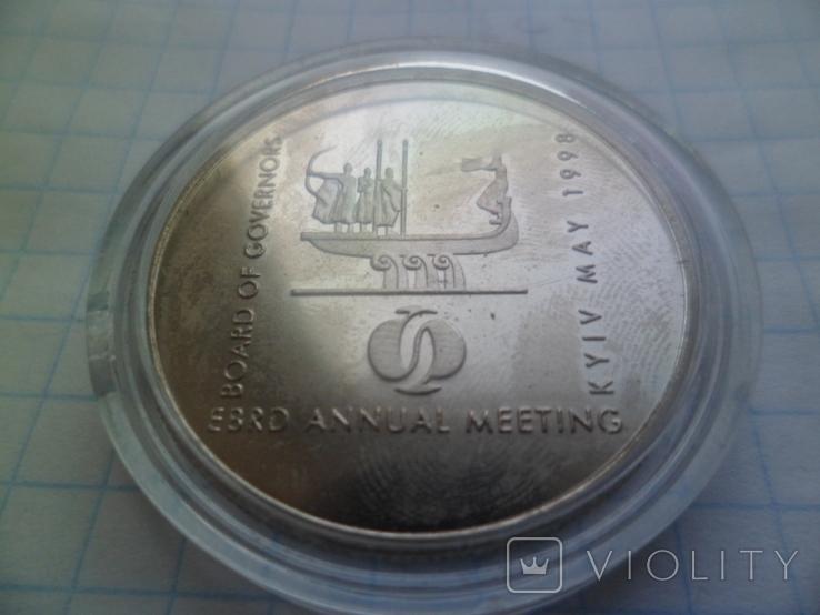 2 гривні 1998 Україна. Копия., фото №5