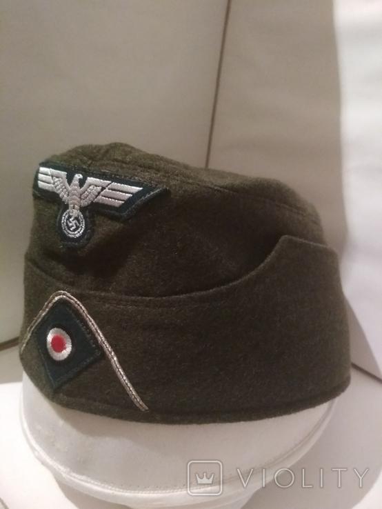 Копия.Пилотка вермахт (пехота), фото №3