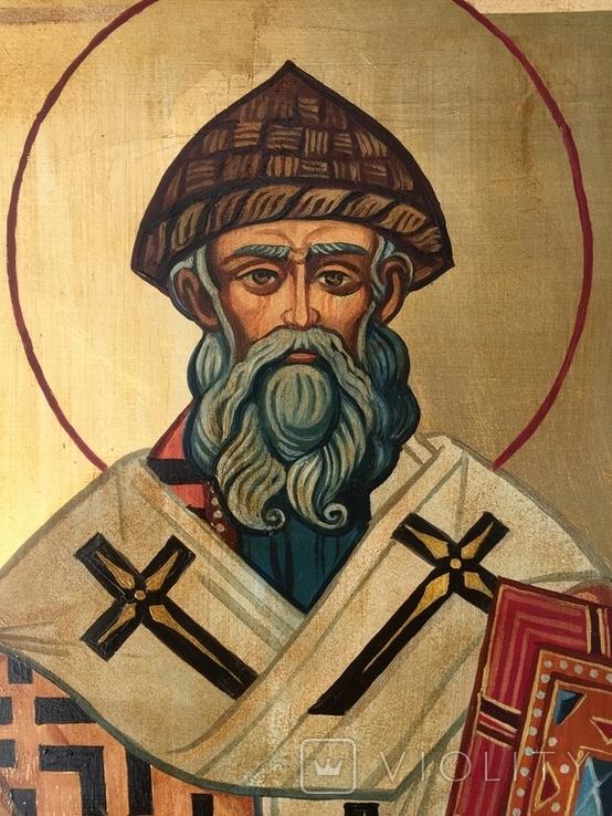 Икона Святой Спиридон, фото №3