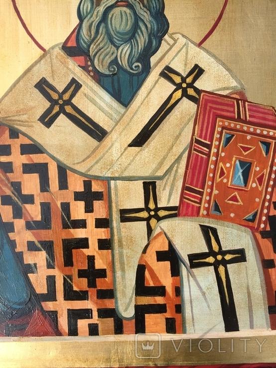 Икона Святой Спиридон, фото №4