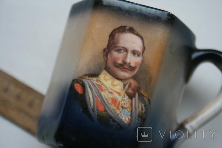 Чашка вильгельм пруссия пмв
