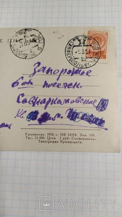 Крым. Гурзуф. Фонтан Ночь., фото №7