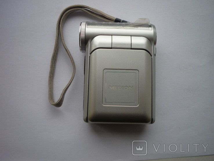 Цифровый фотоапарат медион германия, фото №2