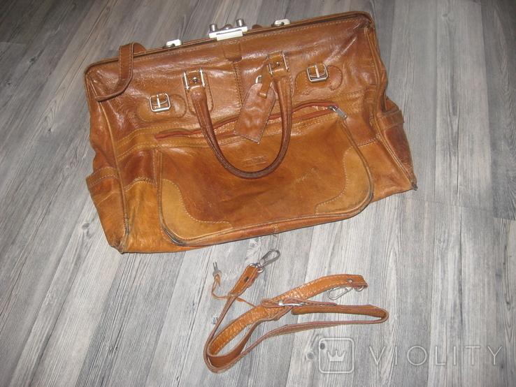 Дорожная сумка (саквояж), фото №2