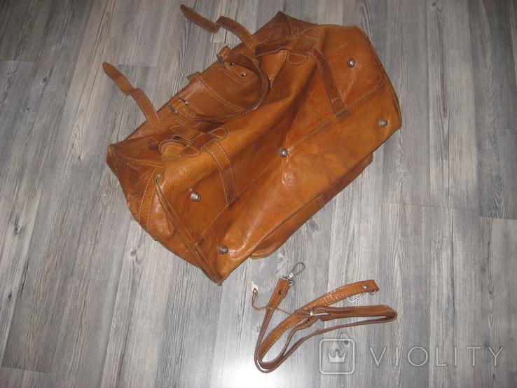 Дорожная сумка (саквояж), фото №3
