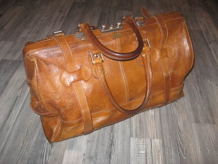 Дорожная сумка (саквояж), фото №5