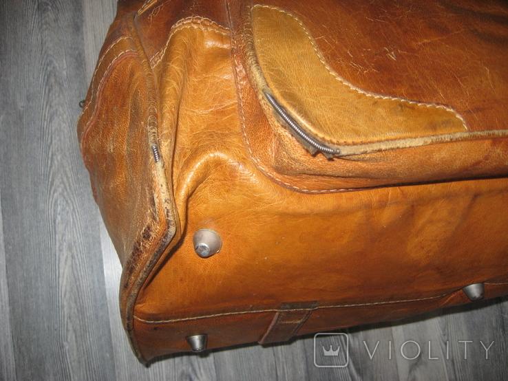 Дорожная сумка (саквояж), фото №7