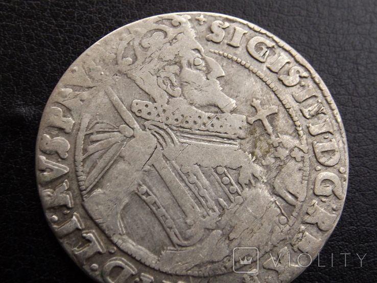 Орт  1624 год, фото №2