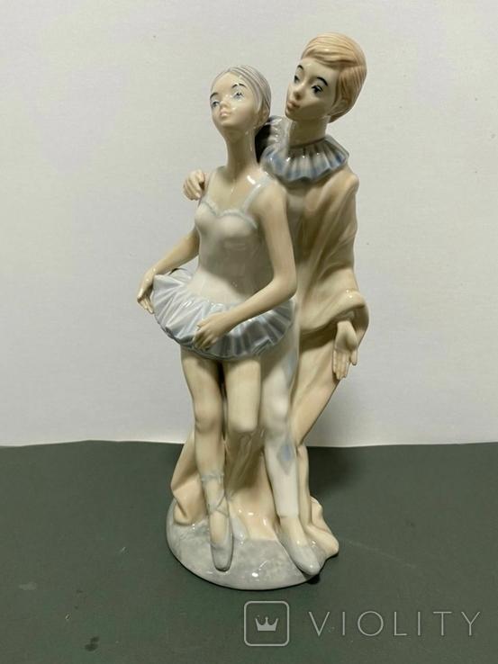 «Після прем'єри» - Балерина з танцівником балету / Janbo / Іспанія