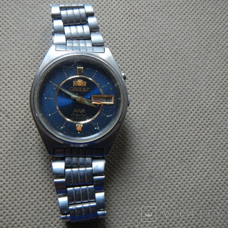 Мужские часы ''ORIENT  ААА'', идут (см. описание)., фото №3