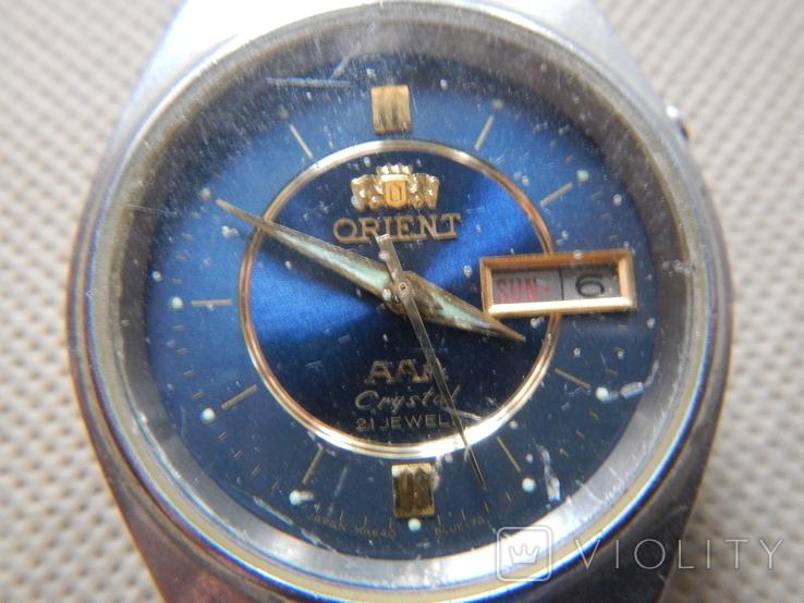 Мужские часы ''ORIENT  ААА'', идут (см. описание)., фото №5