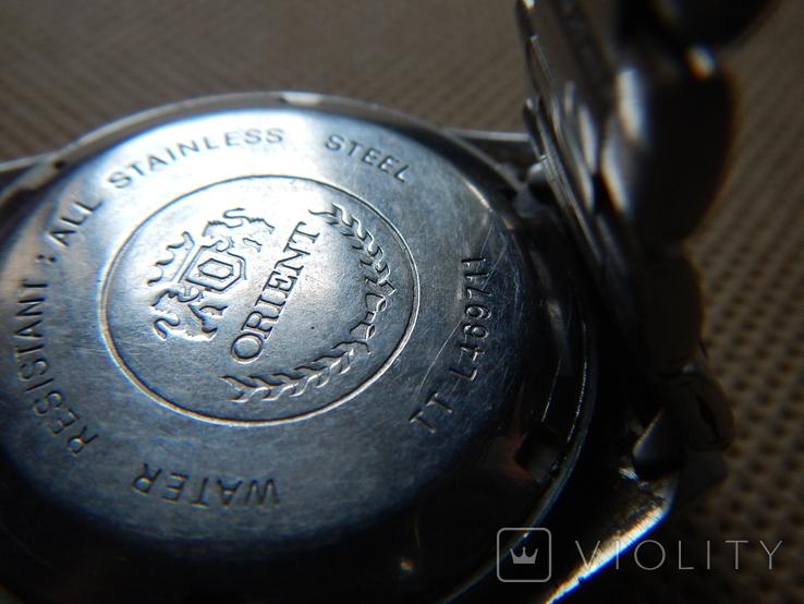 Мужские часы ''ORIENT  ААА'', идут (см. описание)., фото №7