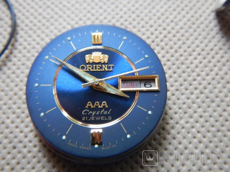 Мужские часы ''ORIENT  ААА'', идут (см. описание).