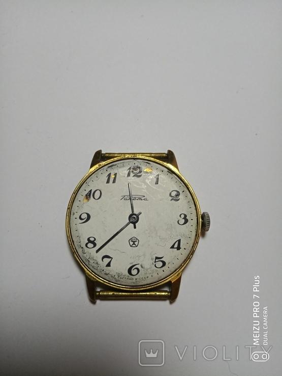 Часы Ракета Au1