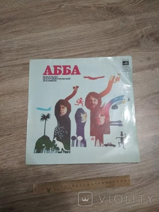 Упаковка к пластинке АББА (ABBA), фото №2