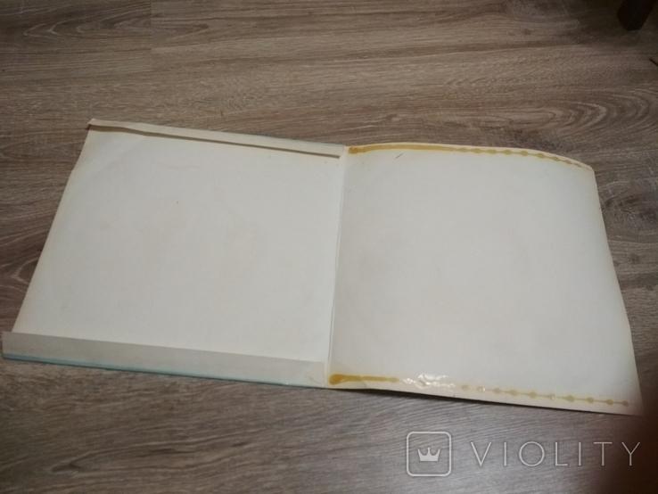 Упаковка к пластинке АББА (ABBA), фото №5