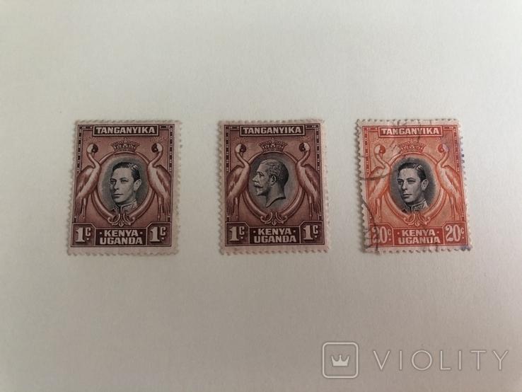 Британская колония. Кения, фото №2
