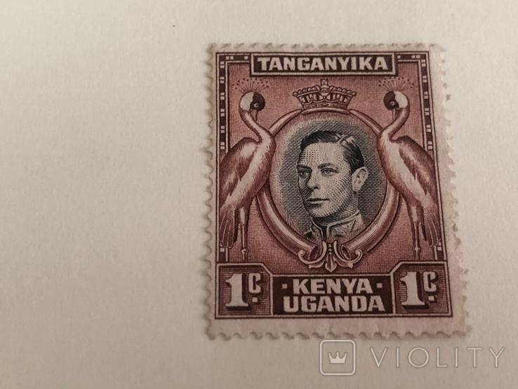 Британская колония. Кения, фото №3