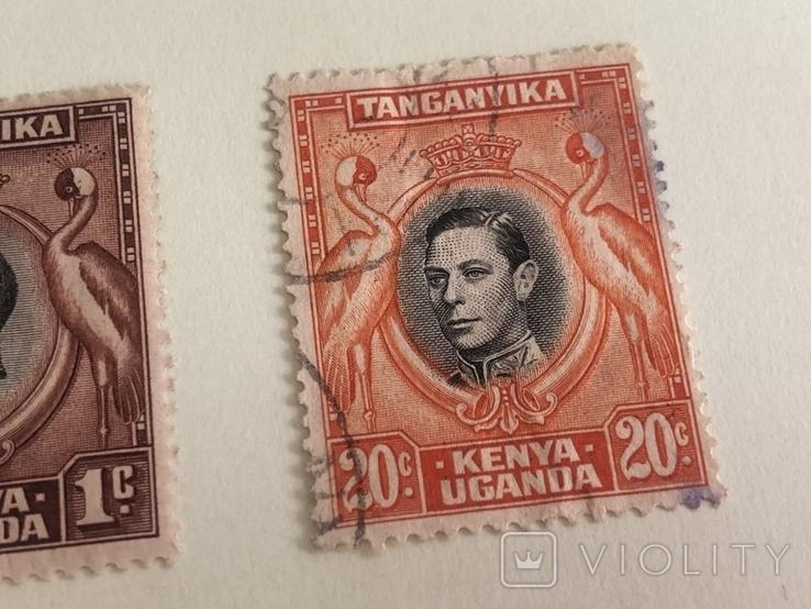 Британская колония. Кения, фото №5