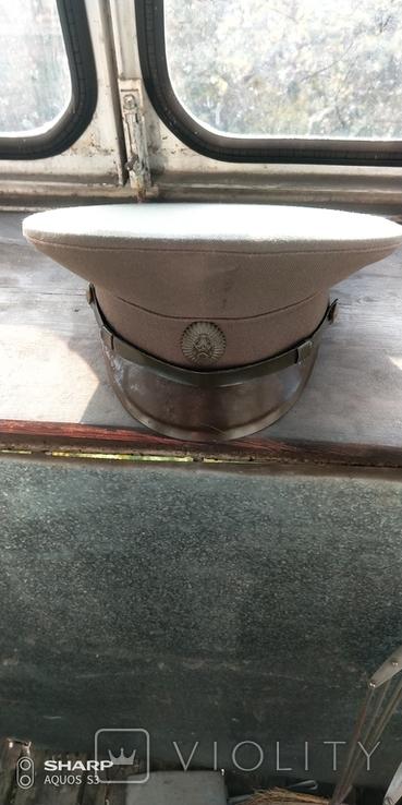 Фуражка офицерская полевая, фото №2