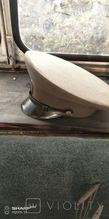 Фуражка офицерская полевая, фото №3