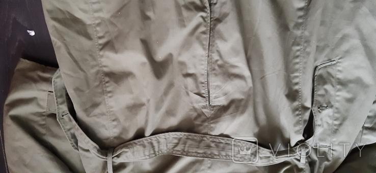 Американский армейский плащь тренчкот на 50е, фото №12