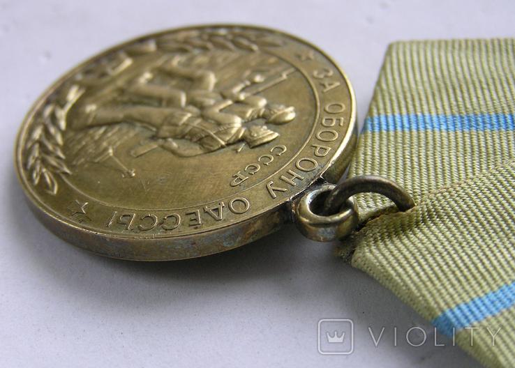 ''За оборону Одессы'', воєнкомат.копия, фото №9