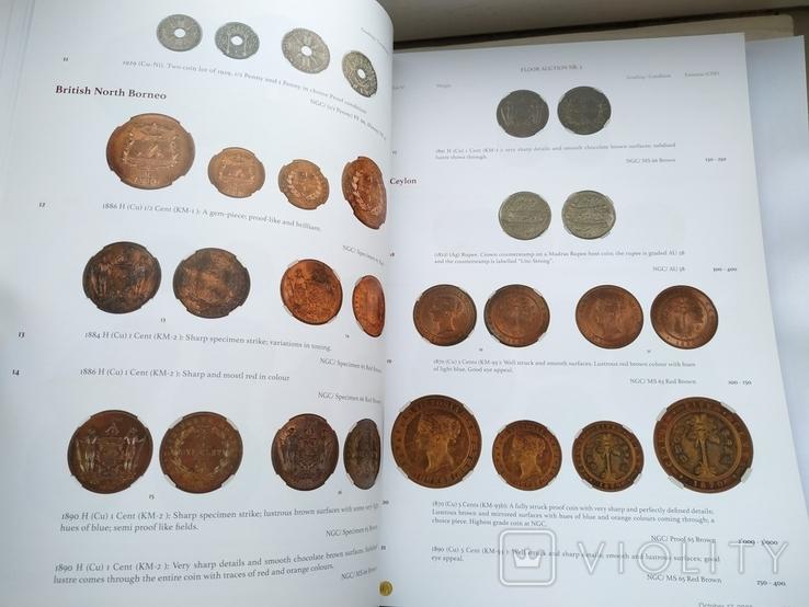 Аукционный каталог  Numis 3 17 октября 2020 г. Цюрих Швейцария, фото №3